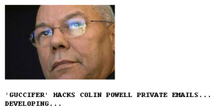 Hacker Forces Colin Powell To Deny Affair
