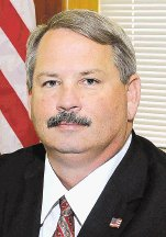 Panola County, TX: Two months after being sworn into office, Sheriff Ron Clinton arrested
