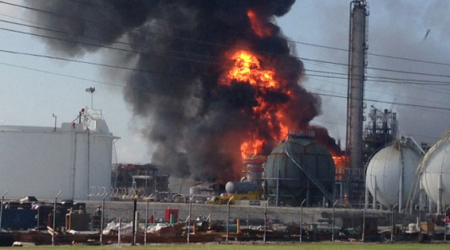 Six burn victims taken to hospital after chemical plant explodes | #Geismar #Louisiana