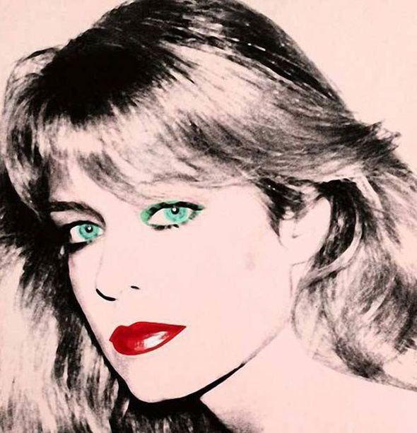 Dispute over Farrah Fawcett Warhol goes to trial | #WarHoff