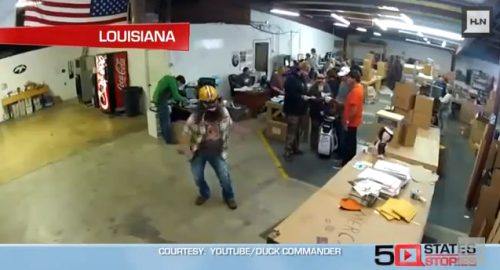 50 States, 50 Stories #Louisiana #DuckCommander #HarlemShake