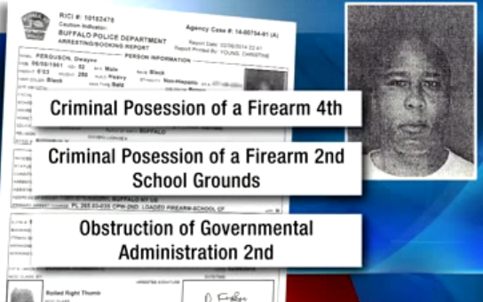 'Gun control' advocate that caused school lockdown unaware it was illegal to have a gun on school property?