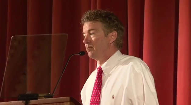 Senator Rand Paul Speaks at Berkeley Forum | Full