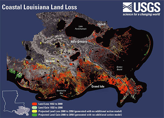 louisiana-delta-land-loss-gain