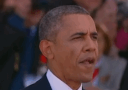 Obama Chomps On Gum During D-Day Anniversary Event…Update: France Not Happy