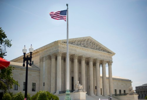 Supreme Court hits new low: Only 30% have confidence in justices