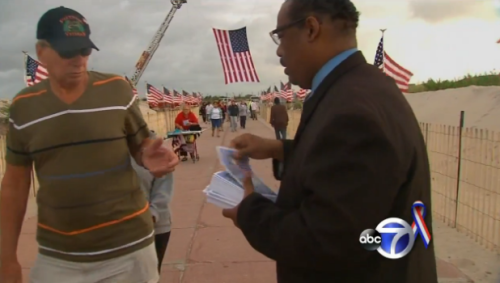 POINT LOOKOUT CEREMONY HELD FOR LONG ISLAND 9/11 VICTIMS