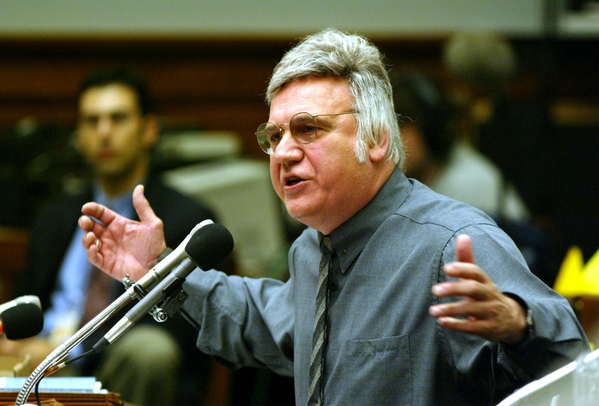 Beam me up: 5 classic Jim Traficant quotes