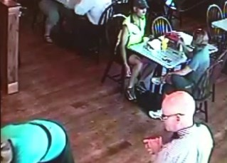 Utah Woman Spits Out Toxic Tea in Surveillance Footage