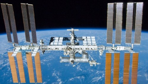 ISS astronauts complete six-hour maintenance spacewalk