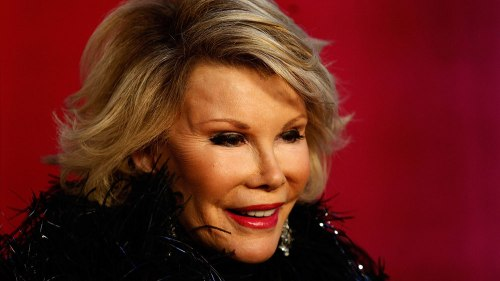 "Joan Rivers was a notable omission from the on-air list. The comedian who died at 80 in September had a limited film resume, to be sure, but she became a fixture of Hollywood's awards season for her caustic red carpet hosting gigs. She also directed the 1978 Billy Crystal comedy ""Rabbit Test."""