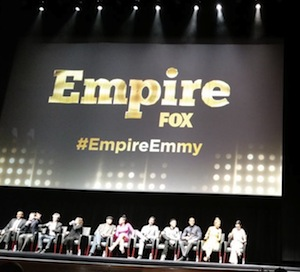 empire cast event