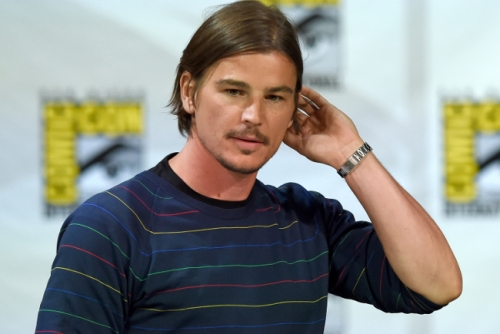 Josh Hartnett at Comic Con